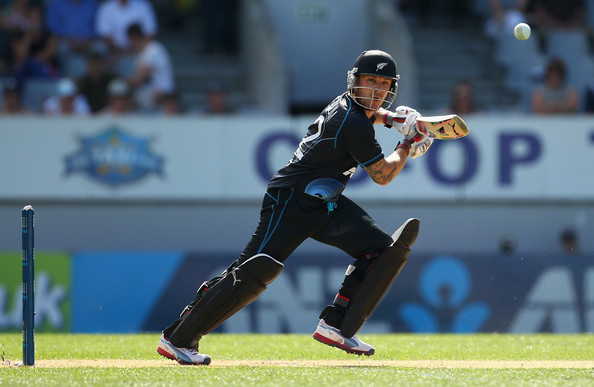 Brendon McCullum scored a whirlwind 158 not out for Kolkata Knight Riders.