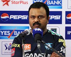 Former India batsman Pravin Amre coached Mumbai in Ranji trophy.